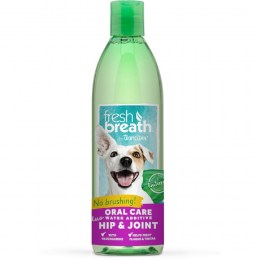Tropiclean Fresh Breath Plus Hip & Joint Water Additive 473ml