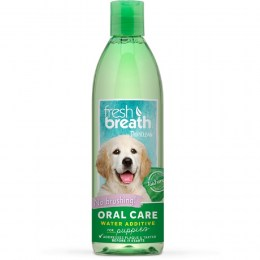 Tropiclean Fresh Breath Puppy Water Additive 473ml