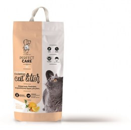 Perfect Care Cat Litter Πορτοκάλι 5kg