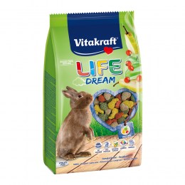 Life Dream For Rabbits 600gr