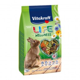 Life Wellness for rabbits 600gr