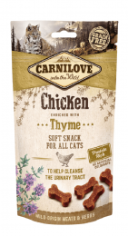 Carnilove Soft Snack with chicken and thyme 50gr (Cat)