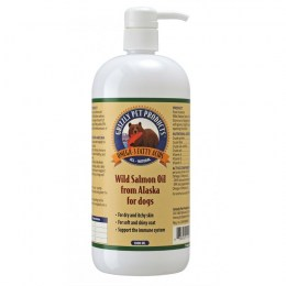 GRIZZLY SALMON OIL 250ml