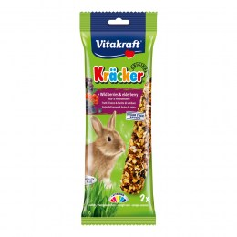 Kracker for rabbits with wild berries
