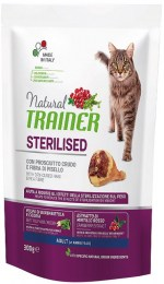 NATURAL TRAINER ADULT STERILISED PROSCIUTTO 300gr