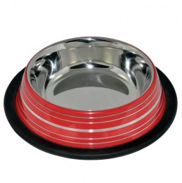 non skid bowl with color ribs