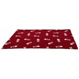 Trixie Beany Blanket (Red)